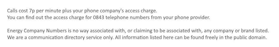 Utilita contact number