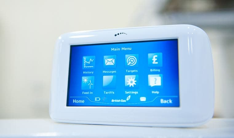 First Utility smart meter