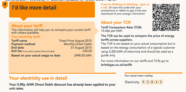 What are QR codes and why are they on my energy bill? | Numbers